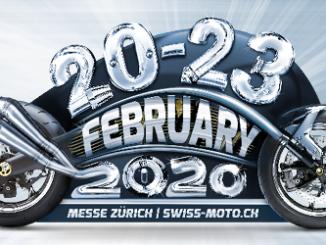 Swiss Moto 2020 Motorradmesse Töff-Event
