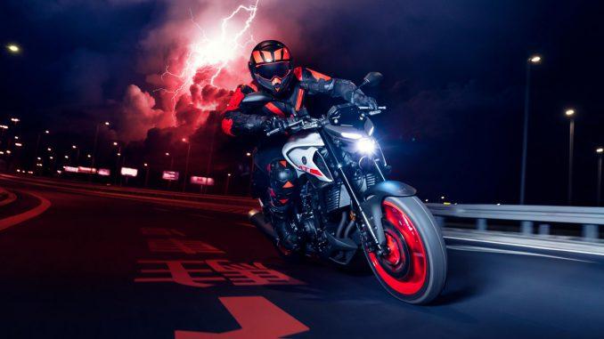 Die Yamaha MT-03 ist das Naked Bike für 2020