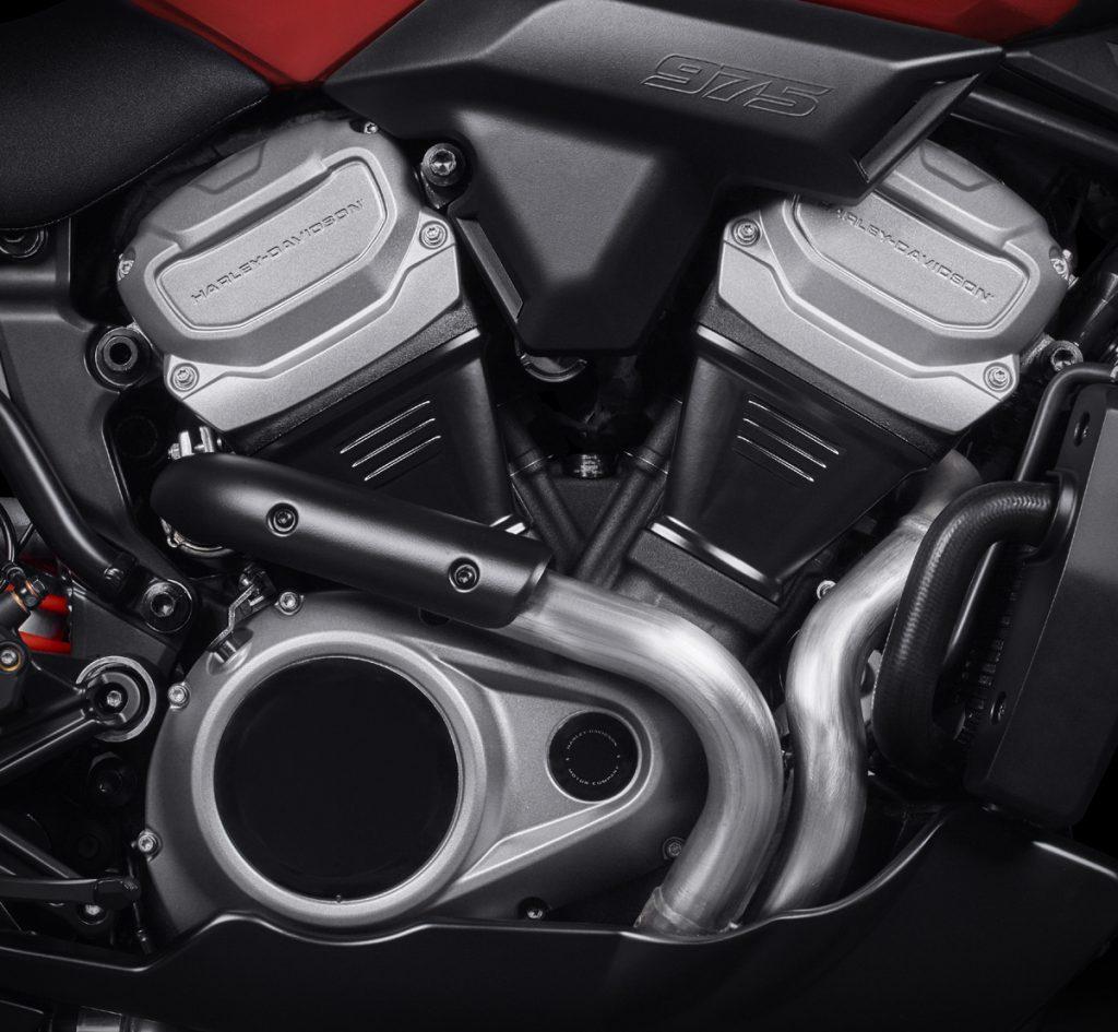 Harley Davidson zeigt den Revolution Max Motor