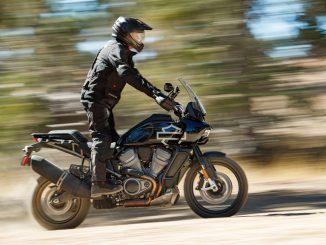 Harley Davidson zeigt auf der EICMA 2019 den ADV Tourer Pan America