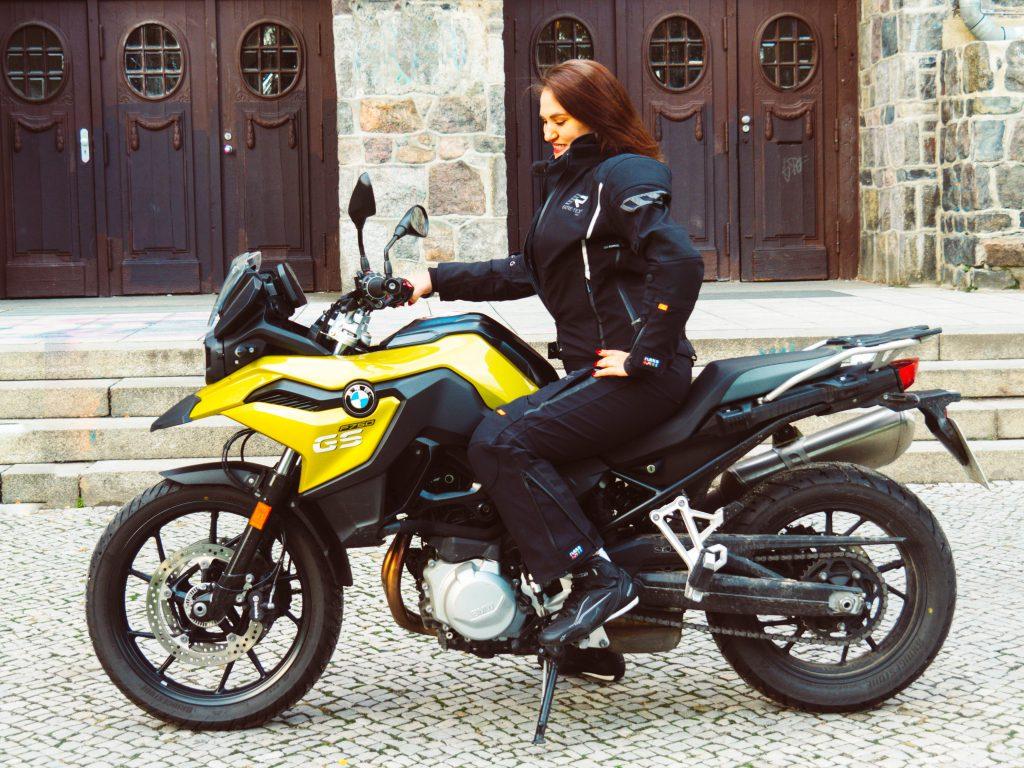 Rukka Spektria Motorrad Schutzkleidung