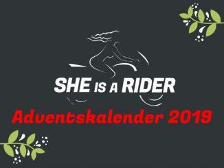Adventskalender 2019 MotorradfahrerInnen
