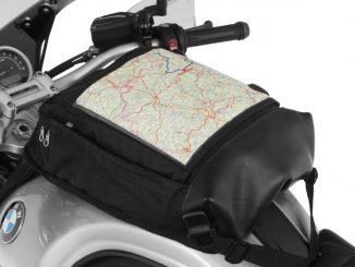 Tank-Rucksack R nineT von Wunderlich fürs Motorrad und für den Rücken.