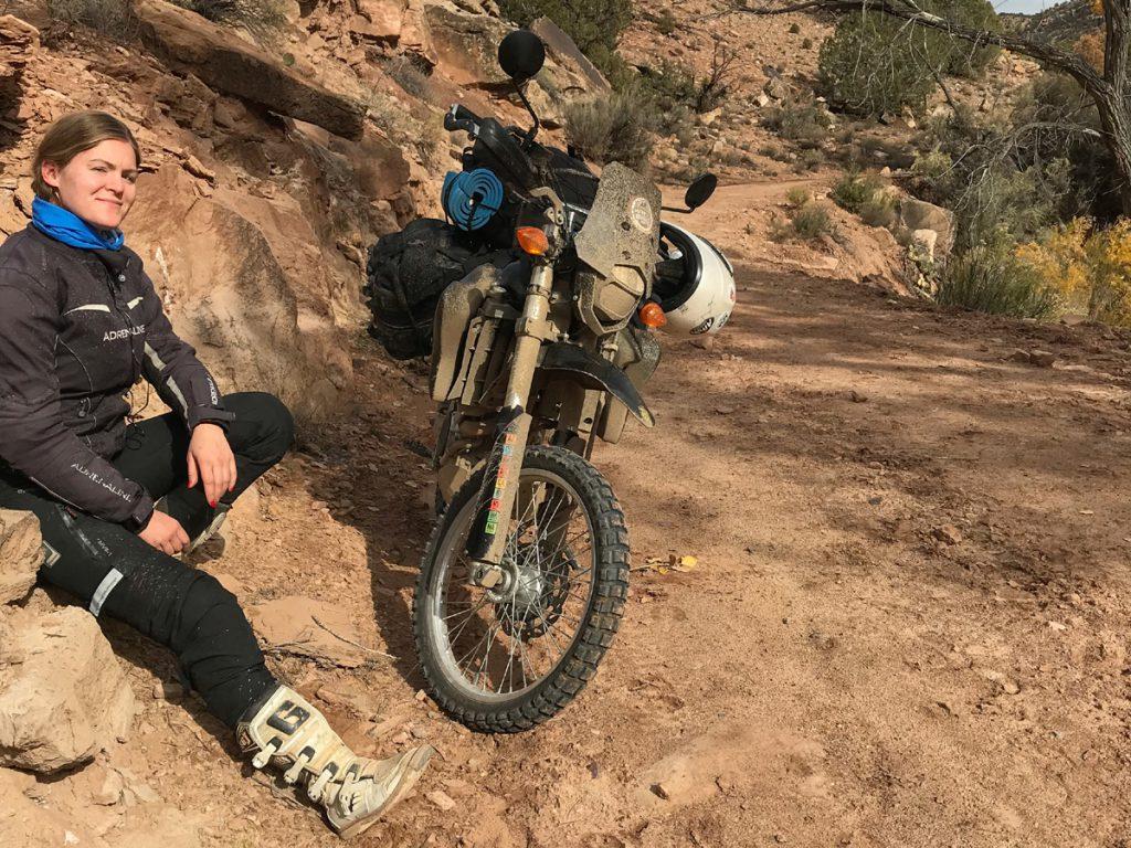 Motorradfahren in Weissrussland auf dem Trans Euro Trail