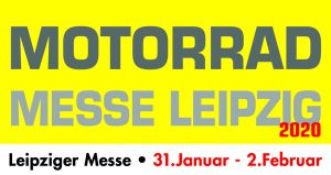 Motorradmesse Leipzig 2020 feiert 25. Jubiläum