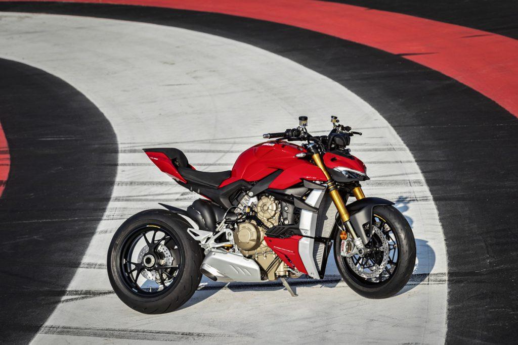 Ducati Streetfighter V4 S für alle, die nicht genugt Ducati bekommen können.