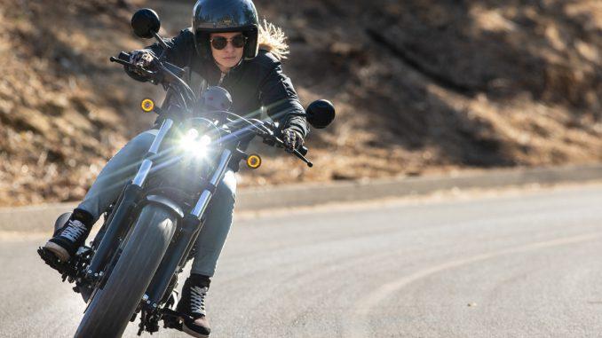 Honda Rebel 2020 für A2 Führerschein geeignet