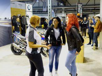 Die Berliner Motorradtage 2020 haben viel Motorräder zum draufsetzen und anfassen geboten. BMW, Ducati, Indian, Kawasaki, KTM, Suzuki, Triumph und Yamaha
