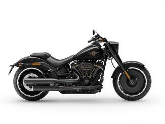 Harley Davidson Fat Boy 30th Anniversary