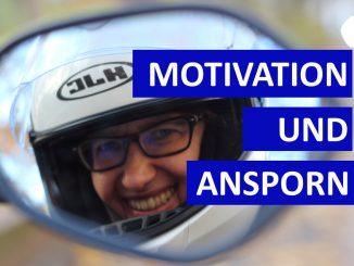 Sabines Motorradkolumne-Neid-Motivation und Ansporn