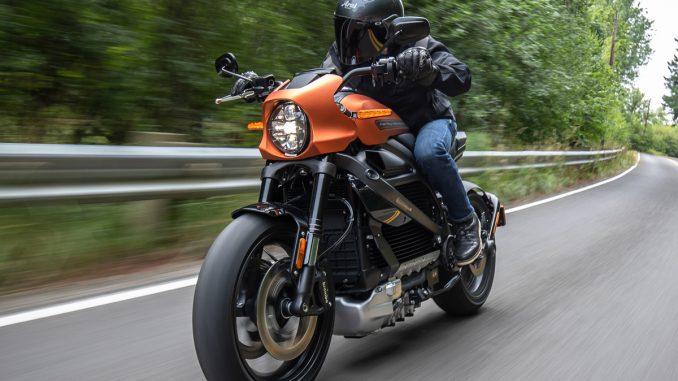 Harley Davidson Livewire Streckenrekord 2020