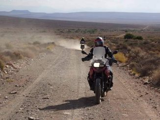 Motorradtour in Südafrika - Tankwa Karoo