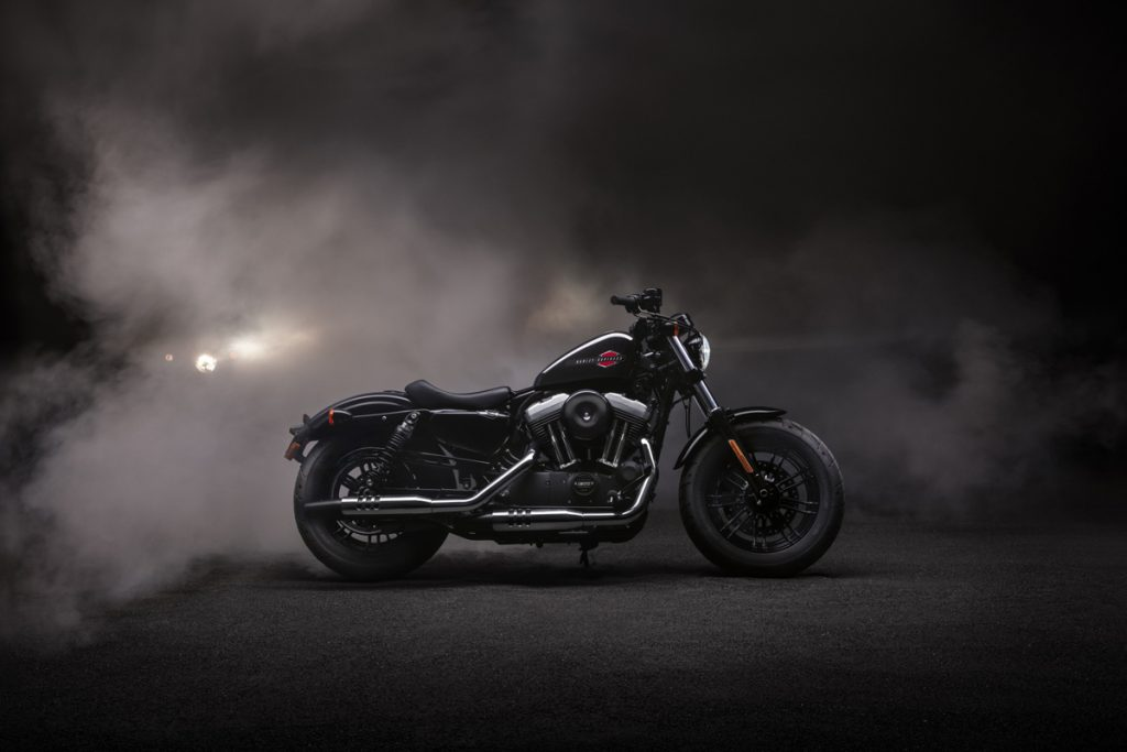 Harley Davidson Forty Eight Modelljahr 2020