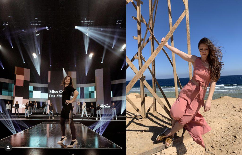 Kim Irmgartz Miss NRW 2020. Bilder: Yared und L.Runarsson, Miss Germany