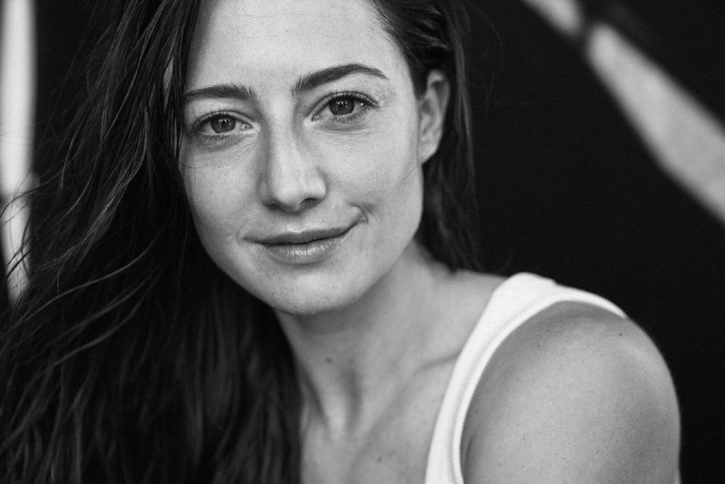 Kim Irmgartz Portrait. Bild: Stephan Glathe