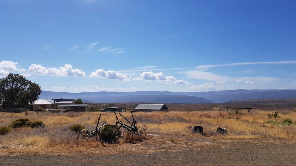 Gannaga Lodge Südafrika im Tankwa Karoo Nationalpark.