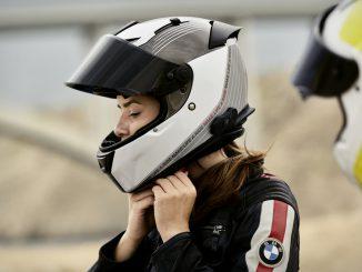 BMW Motorradhelm mit 5 Jahren Gewährleistung