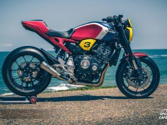 Honda CB1000R Custom-Bike Alfredo von Hakuba Moto