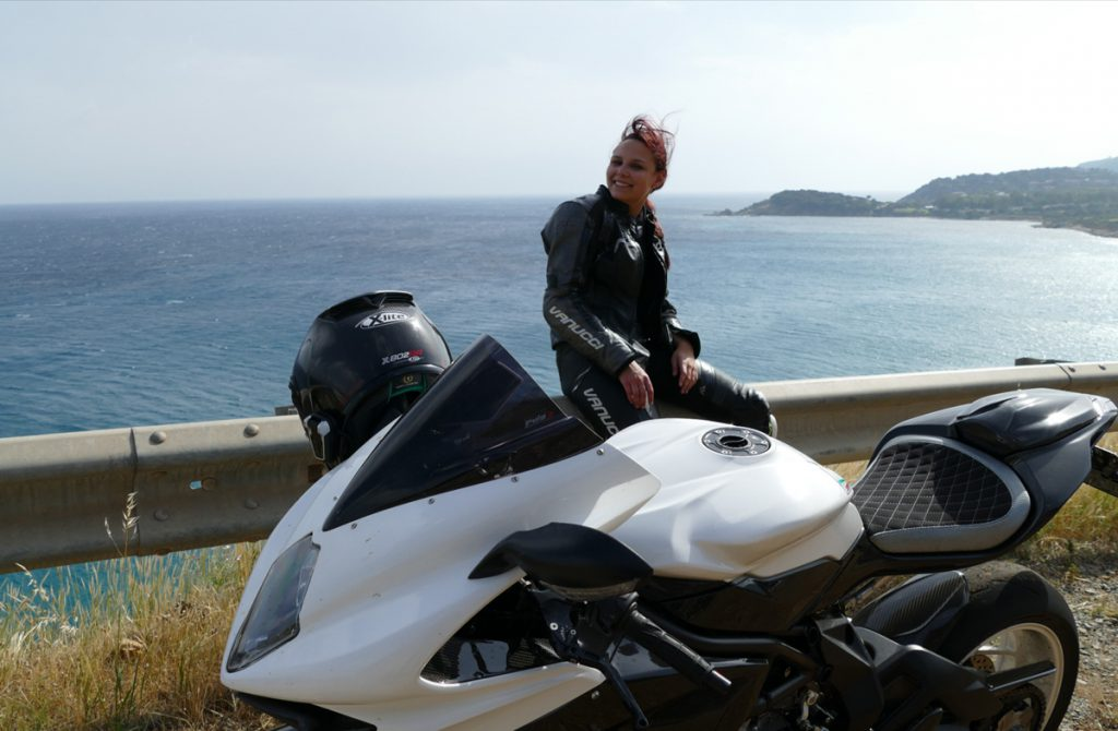 Motorradurlaub Sarbinien