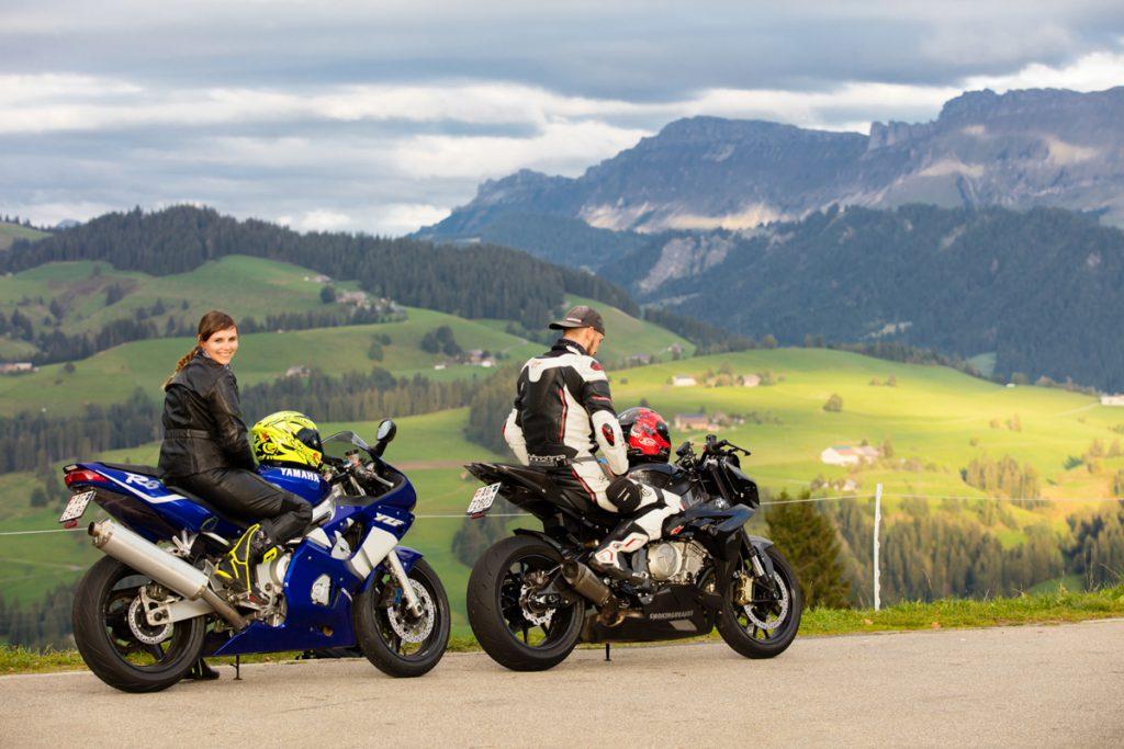 SHE is a RIDER Yamaha Schweiz