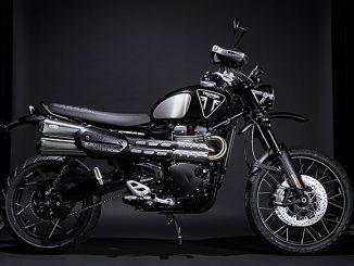 Das Bike für Bond oder die Scrambler 1200 Bond Edition von Triumph
