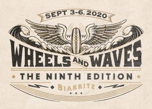 Wheels and Waves 2020 Poster