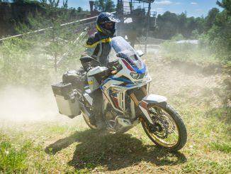 Touratech Zubehör für die Honda Africa Twin und Adventure Sports