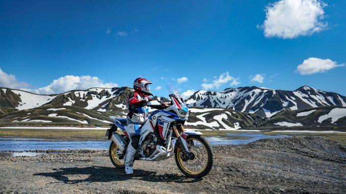 Honda Adventure Roads 2021 geht nach Island