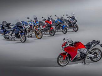 Honda Motorräder mit DCT Getriebe