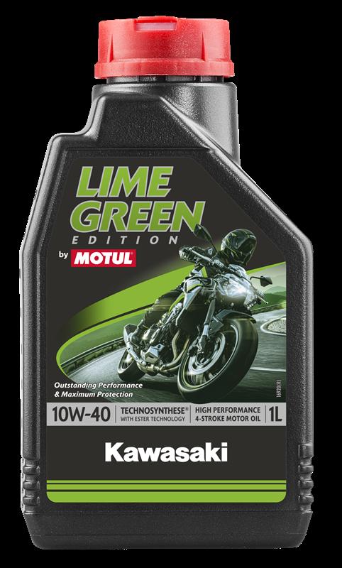 10W-40 Motorenöl von Motul für Kawasaki