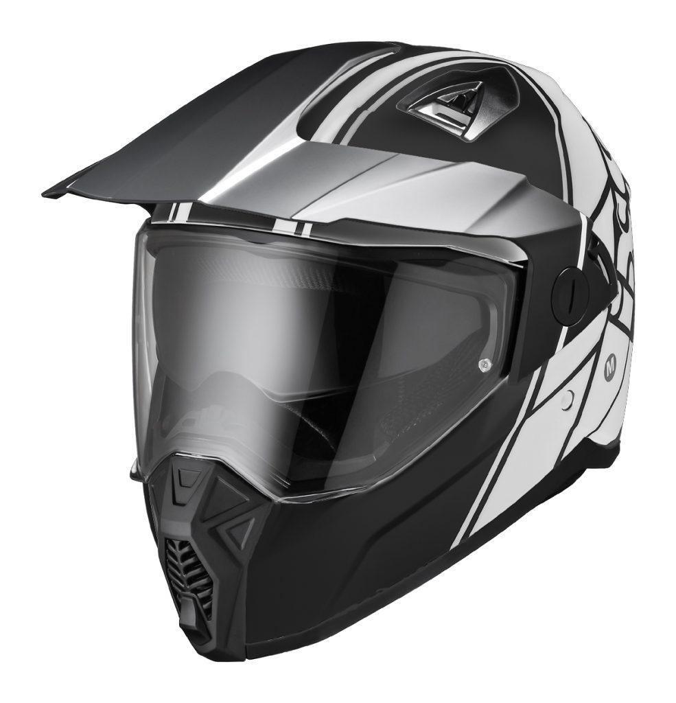 Der Enduro Helm 208 2.0 von iXs