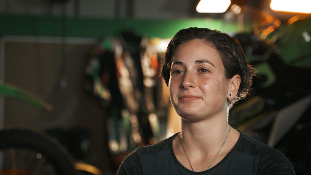 Ana Carrasco ist Supersport 300 Weltmeisterin von 2018