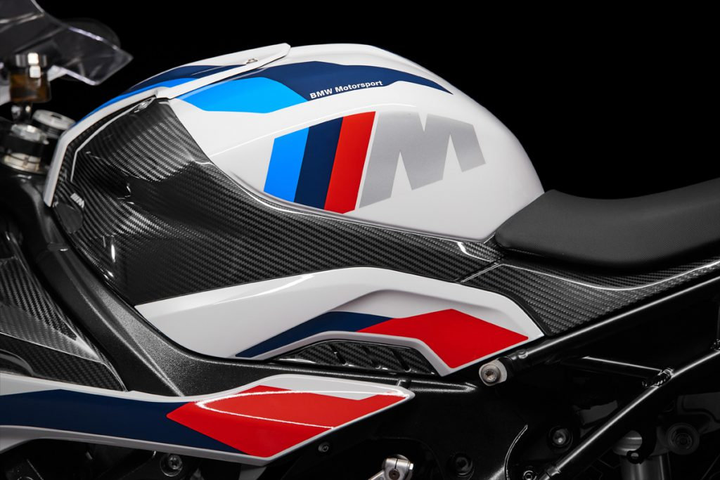 BMW Motorsport Design an der M RR