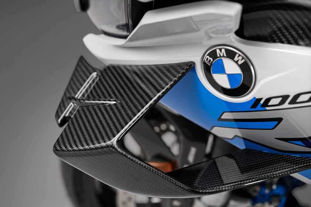 Winglets an der BMW  M 1000 RR