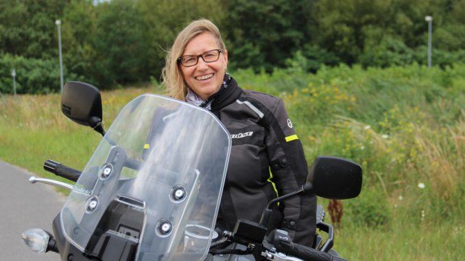 Büse Motorradjacke Santerno für den Sommer