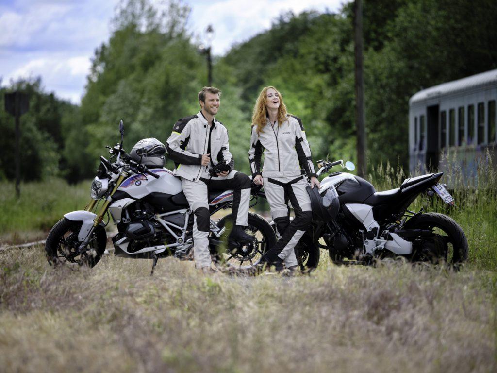 Büse Motorradjacke Santerno für Sie und Ihn