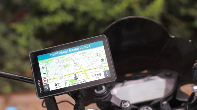 Garmin GPS Zumo XT Test