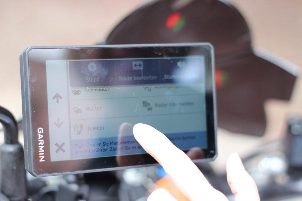 Garmin GPS Zumo XT Navi