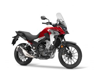 Honda CB500X Modelljahr 2021