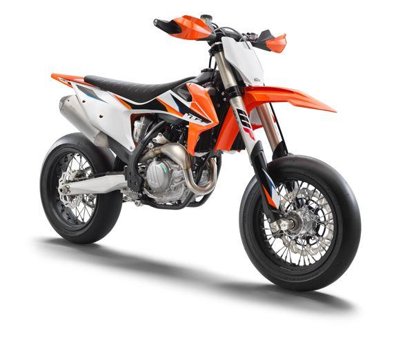 KTM 450 SMR Supermoto 2021