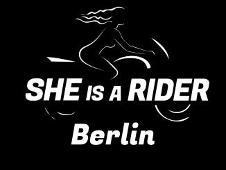 SHE is a RIDER Stammtisch in Berlin