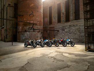 BMW R nineT Modelle für 2021