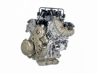 Gran Turismo V4 Motor für die Multistrada V4