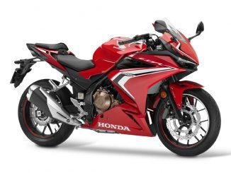 Honda CBR500R für 2021