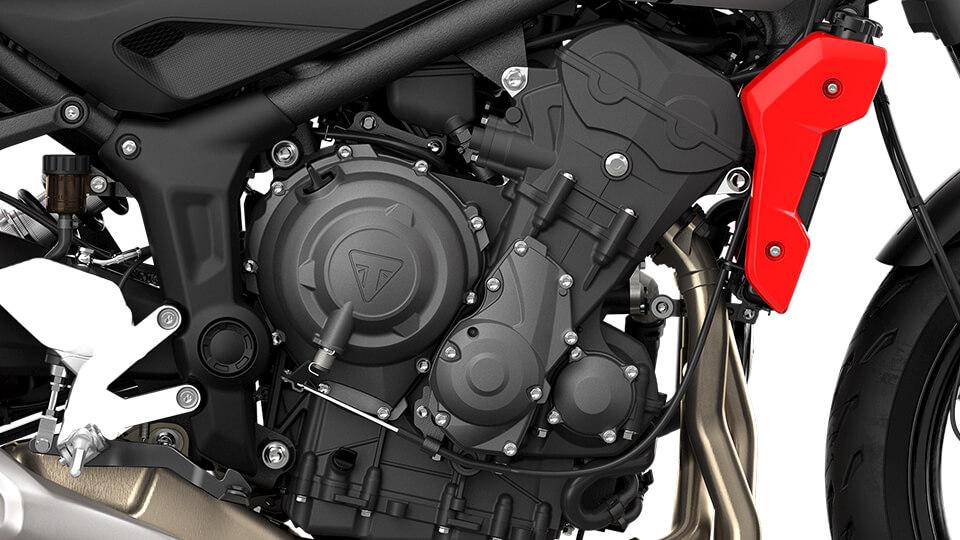 Trident 660 Motor