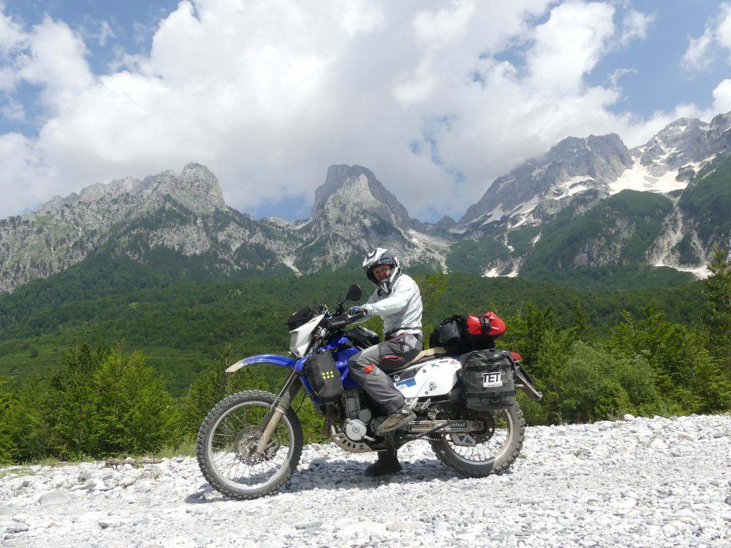 Yamaha Motorrad Albanien 2018