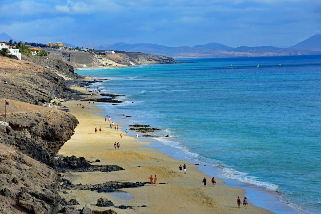 Fuerteventura mit dem Motorrad
