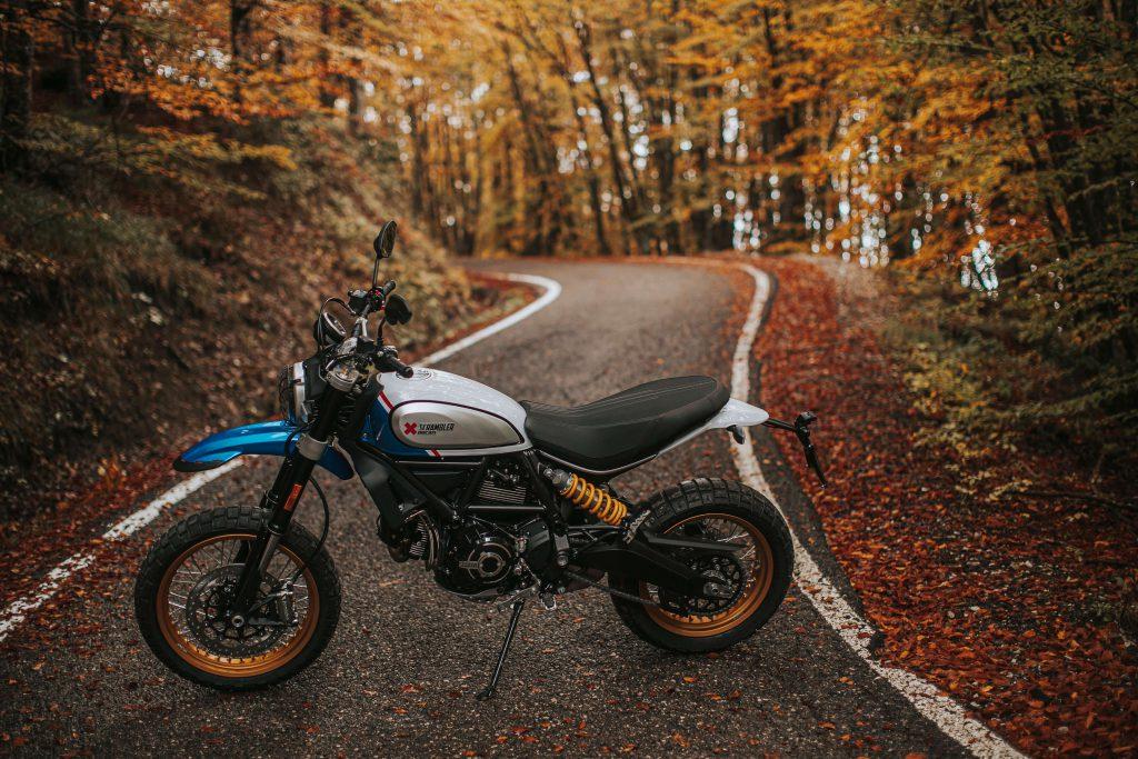 Ducati Scrambler Desert Sled Wald