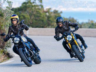 Ducati Scrambler Familie 2021