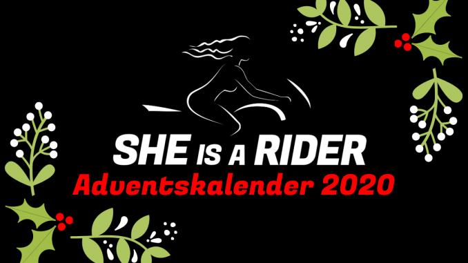 Motorrad Adventskalender 2020. 24 tolle Preise für MotorradfahrerInnen. Jetzt mitmachen und gewinnen.